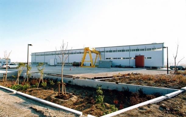 玉田工業株式会社 関東工場